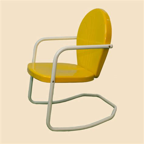Retro Lawn Chairs by Retro Lawn Chairs 1950s Metal Chairs