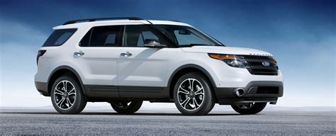 dailytech 2013 ford explorer quot sport quot airs gets ecoboost