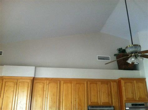 2005 sloped ceiling kitchen design photos brown