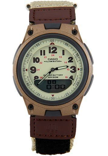 Casio Aw 80 Replika jual jam tangan casio aw 80v canvas original