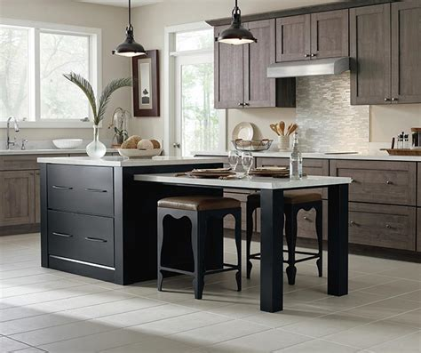 types of laminate kitchen cabinets laminate kitchen cabinets schrock cabinetry
