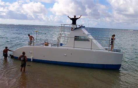charter catamaran design kurt hughes multihull design catamarans and trimarans