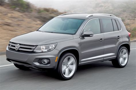 2015 Volkswagen Suv by Used 2015 Volkswagen Tiguan Suv Pricing Features Edmunds