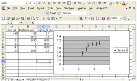 format error bars excel 2007 how to add error bars to a scatter plot in excel 2010