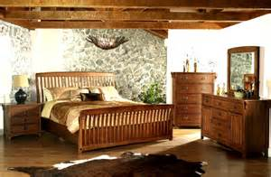 King Size Mission Bedroom Sets Bedroom Furniture Mission Furniture Craftsman Furniture