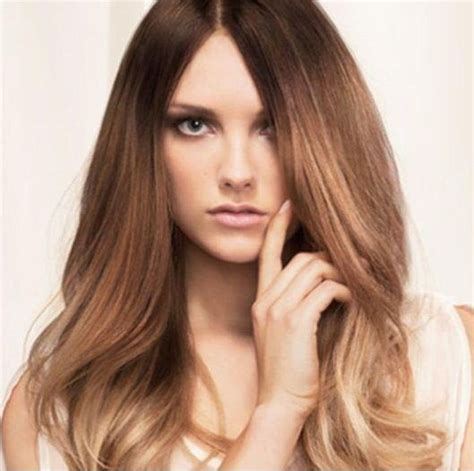 fab new haircuts ombre hair ombre hair dark brown to light brown to