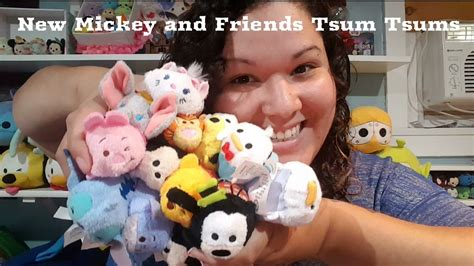 Custom Mickey N Friends Tsum Collection new mickey friends tsum tsum collection set