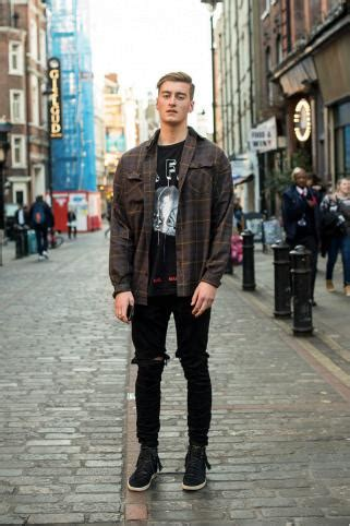 men's street style at the idle man