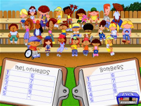 backyard baseball backyard baseball windows my abandonware