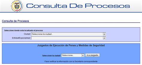 Consulta De Procesos Judiciales Por Nombre | consulta de procesos judiciales por nombre html autos post