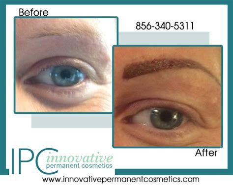 tattoo eyebrows new jersey permanent eyebrow microblading procedure south jersey and