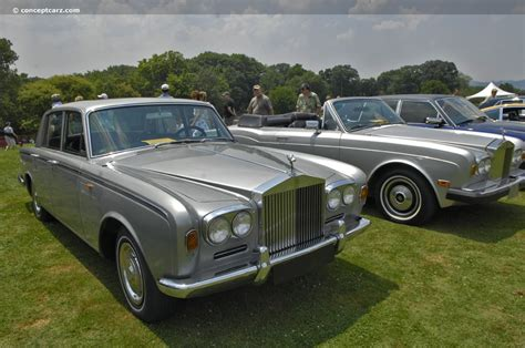 1968 rolls royce silver shadow pictures history value