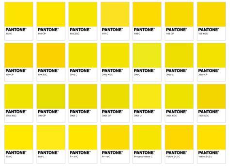 pantone yellow spectrum 1 mellow yellow small talk