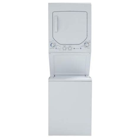 ge unitized spacemaker 2 2 cu ft washer and 4 4 cu ft