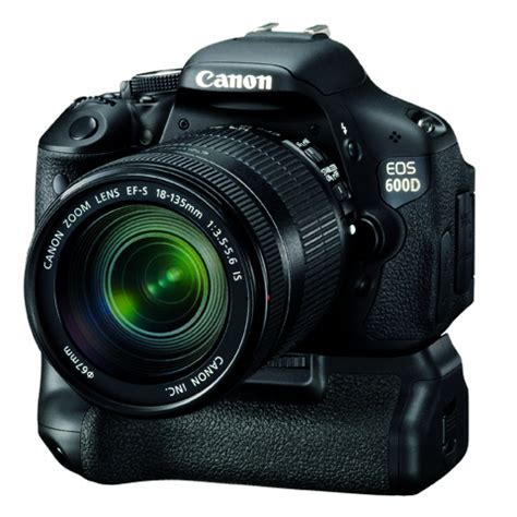 canon's eos 600d (rebel t3i) dslr aims to hook wider