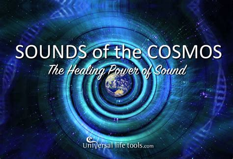 The Cosmos part 1 sounds of the cosmos healing power of sound