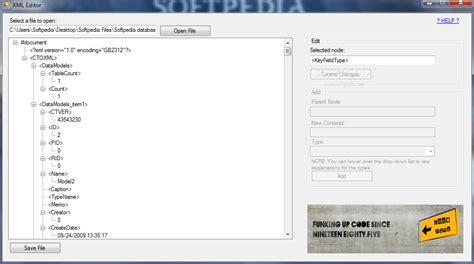 Office Xml Editor Codefunk Xml Editor
