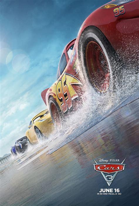 le film cars 3 en français cars 3 nouvelle affiche du film pixar planet fr