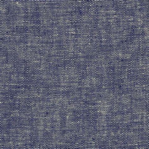 denim blue kaufman essex yarn dyed linen blend denim blue discount