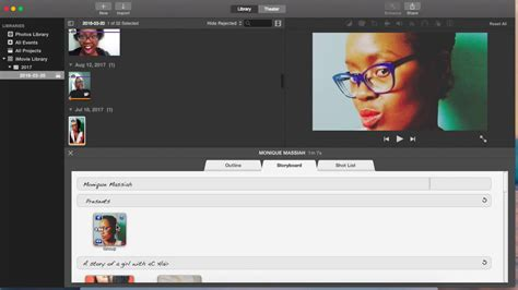 tutorial imovie mac pdf imovie slideshow templates choice image template design
