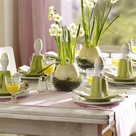 25 easter ideas for table decoration