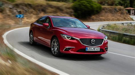mazda m6 2017 mazda 6 review top gear