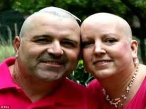 wife shaving husband husband discovers deadly skin cancer after shaving his