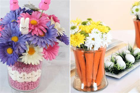 Easter Centerpieces by Easy Diy Easter Centerpieces Simplemost