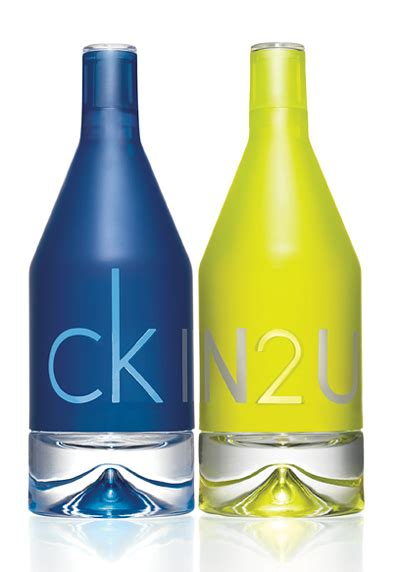 Launch Of Calvin Kleins New Fragrance In2u by Ck In2u Pop For Calvin Klein Perfume A Fragrance For