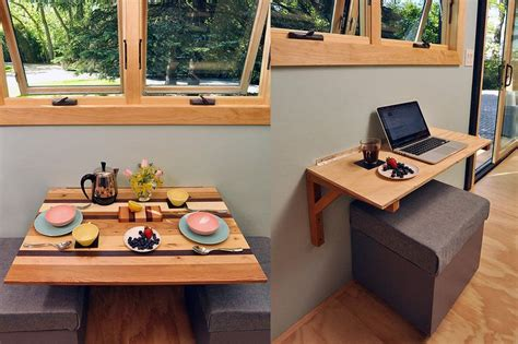 10 Space Making Hacks For Small Kitchens How To Fit A Desk In A Small Bedroom