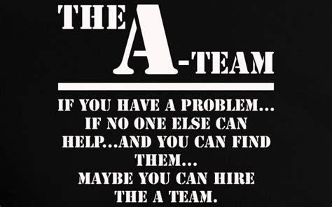 The A Team Tv Series the a team tv show logo www pixshark images