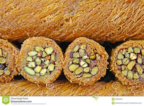 ottoman kadayif turkish kadayif baklava sweet stock photos image 25635263
