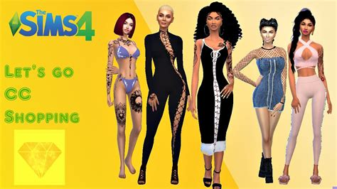 Fienty Rihanna 4 The Sims 4 Cc Shopping New New Rihanna X Fenty