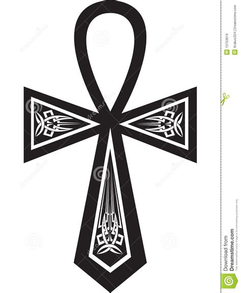 ankh cross royalty free stock images image 13753619