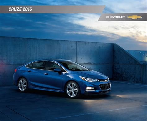 coverlet cruze 2016 chevrolet cruze brochure graff chevy mt pleasant