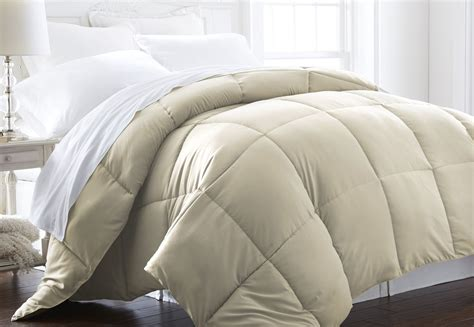 fluffing a down comforter premium ultra soft down alternative comforter ivory