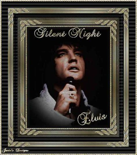 silent night elvis presley