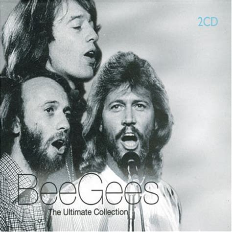 Cd Bee Gees The Ultimate 2cd Imported Eu bee gees the ultimate collection cd at discogs