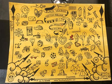 friday   tattoo specials   find  tattoos money
