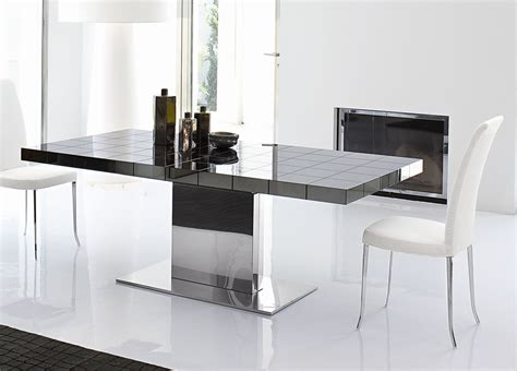 bonaldo lingotto extending dining table dining furniture