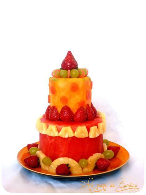 l馮umes cuisin駸 g 226 teau de fruits au pays de candice