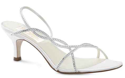 Wedding Sandals by Wedding Shoes Wallpaper