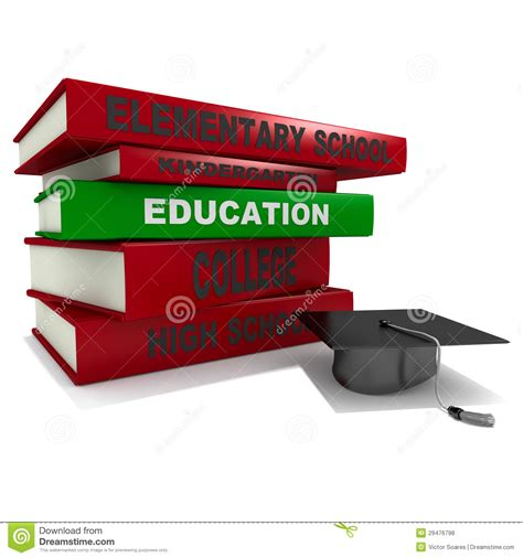 educational picture books pile of books education royalty free stock photos
