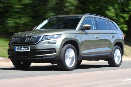 skoda kodiaq best 7 seater cars best 7 seater cars on