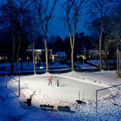backyard ice rink tips studio647 welcome back hockey the