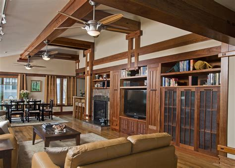 Arts And Crafts Style Homes Interior Design tremendous flush mount ceiling fans with light decorating