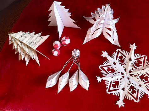 paper ornaments 22ideas