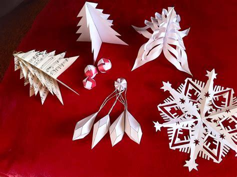 paper ornaments 22ideas