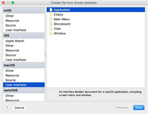templates for xcode download creating file from xcode template help appcode