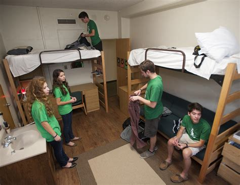 unt rooms for unt quintuplets it s college times five kera news